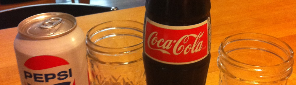 Mexican Coke vs Pepsi Throwback