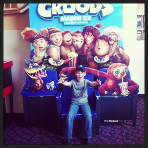 The Croods!