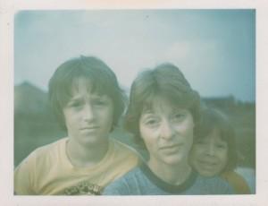 Trent, Mom & Me