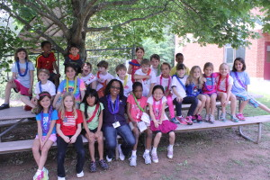 Miss Garrick's 2nd grade class