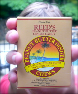 Reed's Peanut Butter Ginger     Chews