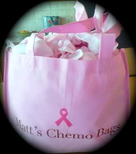 Matt's Chemo Bag!