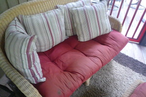 Old Sofa Cushions