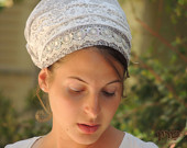 Head Covering by Sara Attali Desgin on Etsy