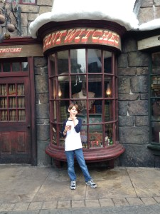 Butter Beer @ 8:30am