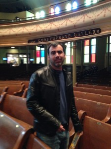 My Man at the Ryman