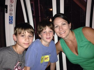 The Boy, Best Friend and The Mom