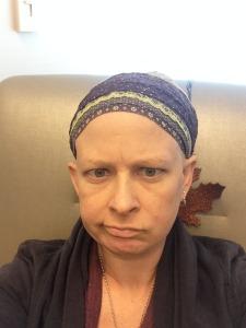 Wait...this isn't chemo!